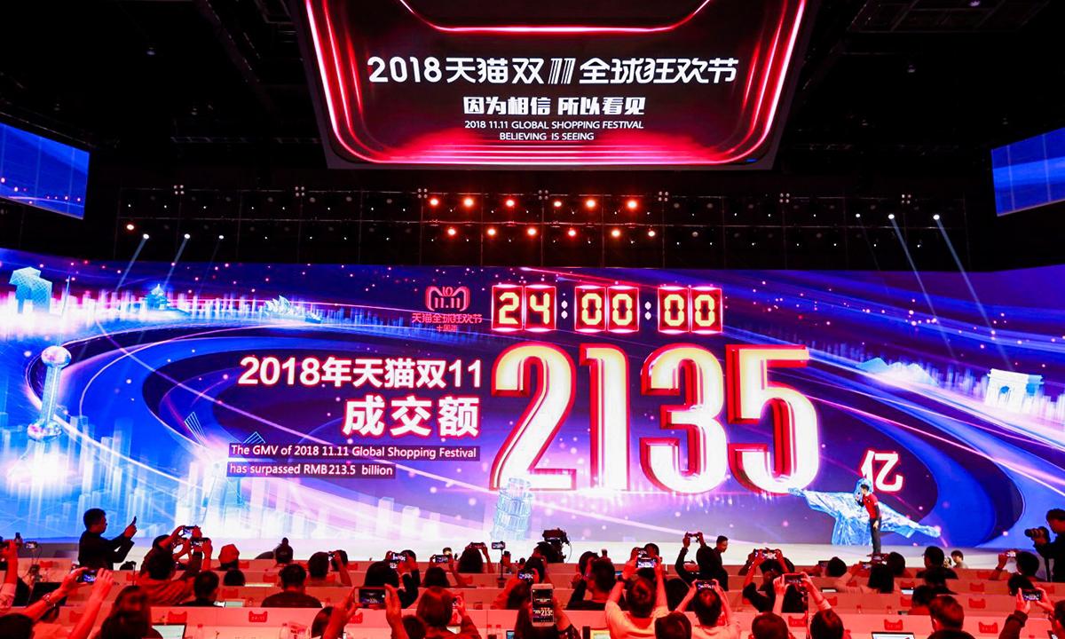 2018年双十一破2000亿,威海淘宝店主因何选择代运